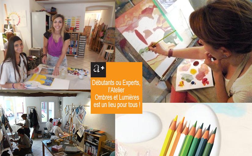 cours de peinture et dessin aix en provence
