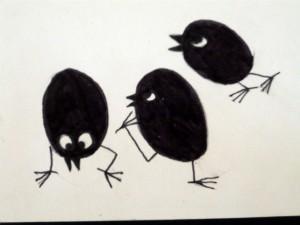 Enfants cours peinture graphismes