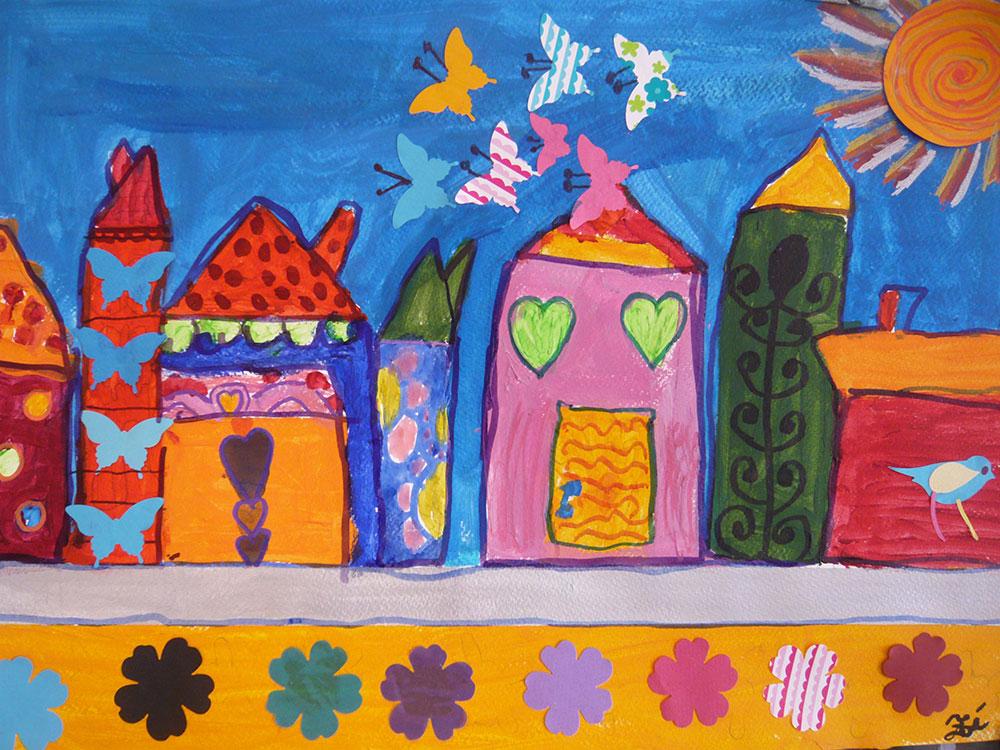 Enfants Et Ados Cours Dessin Peinture à Aix En Provence