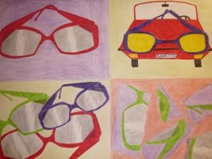 Enfants cours dessin et pastels